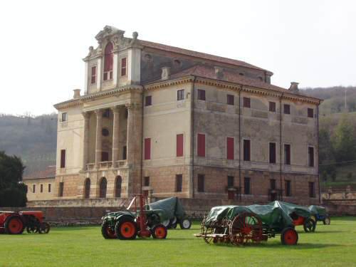 Villa Piovene ad Orgiano - Vicenza